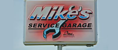 Mike's Service Garage